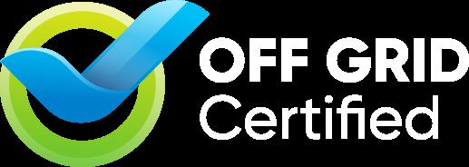 Off Grid certified logo